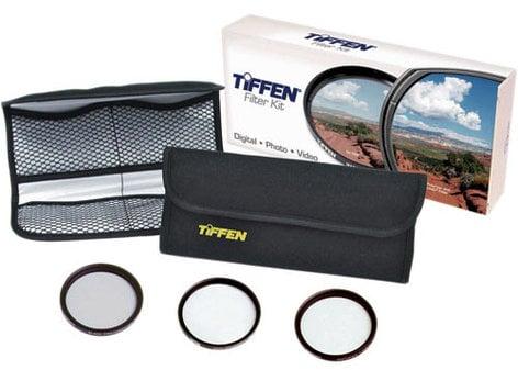 Tiffen 72DVFMK3 72mm Digital Video Film Filter Kit 3 72DVFMK3
