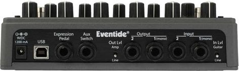 Eventide PITCHFACTOR Twin Pitch/Delay Stompbox PITCHFACTOR