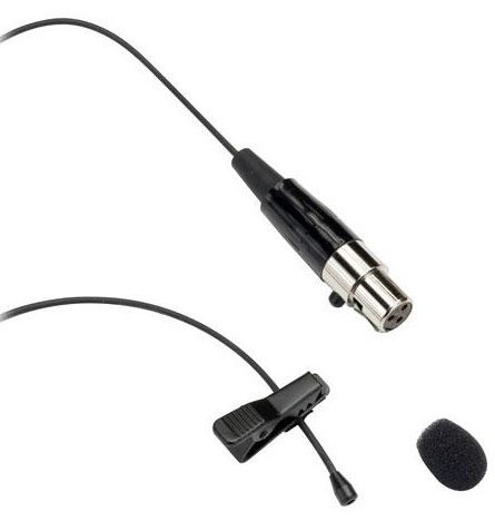 Samson SWA3LM10B  Omnidirectional Lavalier Microphone LM10BX SWA3LM10B