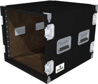 Grundorf Corp AR10EXDR-BLACK Extra-Deep 10-Space Amp Rack (Black) AR10EXDR-BLACK