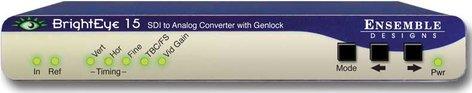 Ensemble Designs BE-15  SDI to Analog Converter with Frame Sync/Genlock BE-15