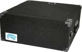 Grundorf Corp MLD-04 4 RU Mighty Light™ Deep Amp Rack MLD-04