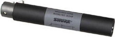 Shure A15HP High Pass Filter 100Hz, XLR-F/M A15HP