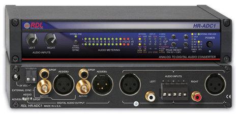 Radio Design Labs HR-ADC1 Analog/Digital Converter HRADC1