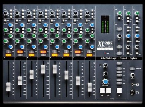 Solid State Logic X-DESK SuperAnalogue Mixer, 8 Channel X-DESK