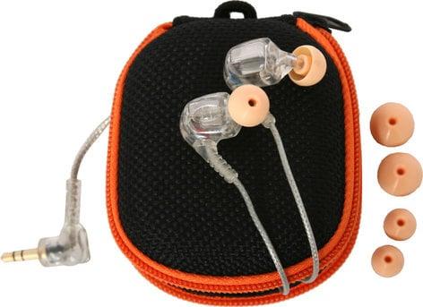 Galaxy Audio EB-10 Pro Dual Driver Ear Buds (with Case) EB-10