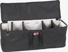"Gator Cases GP-EKIT3616-B 36""x16""x16"" Padded Electronic Drum Kit Bag from Protechtor GP-EKIT3616-B"