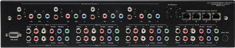 Gefen Inc EXT-COMPAUD-CAT5-444 4:4 Component Video with Audio CAT5 Matrix EXT-COMPAUD-CAT5-444