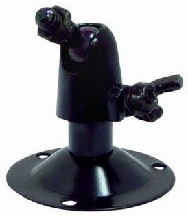 Speco Technologies CST115  Metal Bracket for Mini Camera, Black CST115