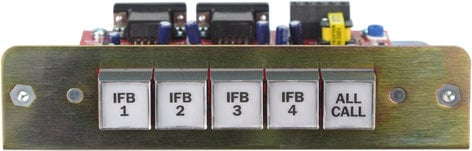 Studio Technologies Model 24 4-Channel IBF System MODEL-24