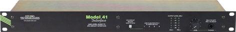 Studio Technologies MODEL-41  Line Level Audio to IFB Circuit Interface MODEL-41