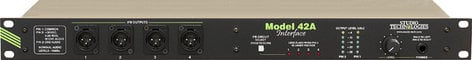 Studio Technologies MODEL-42A  Line Level Audio To IFB Circuit Interface MODEL-42A