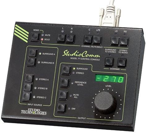 Studio Technologies MODEL-77 Control Console MODEL-77