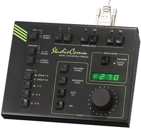 Studio Technologies MODEL-77B Control Console MODEL-77B