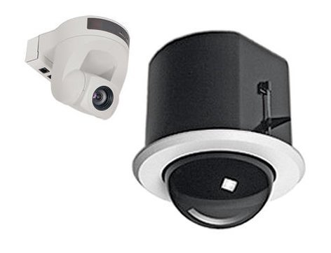 Vaddio DOMEVIEW70-FLUSH Flush Mount Dome with Sony EVI-D70 DOMEVIEW70-FLUSH