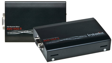 Intelix AVO-VGA Passive VGA Extender Balun Set AVO-VGA