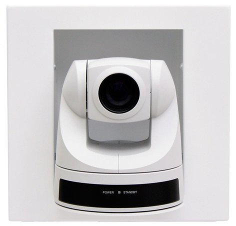 In-Wall Camera Enclosure for Sony EVI-D70 by Vaddio ...