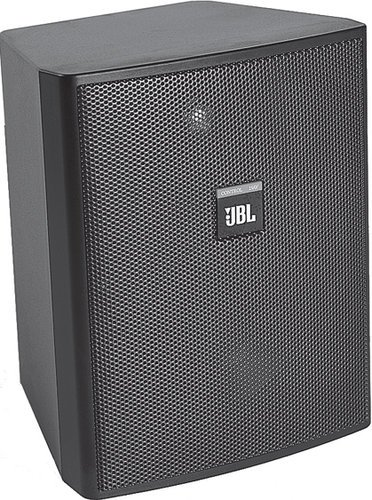 JBL Control 25AV-LS 2 Way Compact Shielded Loudspeaker for Life & Safety Applications C25AV-LS