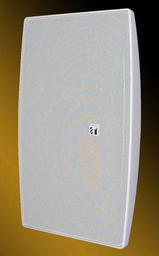 "TOA BS1034  Wall Speaker, 5"", White  BS1034"
