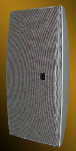 "TOA BS1034S  Wall Speaker, 5"", Silver  BS1034S"