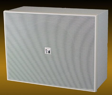 """TOA BS-678 1 Pair of 6"""" Paging Speakers in White BS678"""