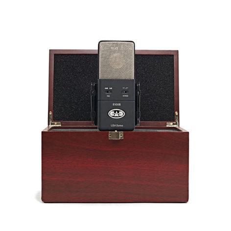 CAD Audio E100S Supercardioid Large Diaphragm Condenser Microphone E100S