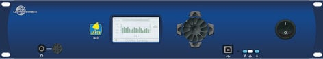 Lectrosonics SPN2412 24 In/12 Out 2RU Digital Mixer SPN2412