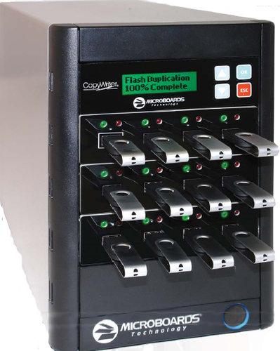 Microboards CFD-USB-07 1 Read, 7 Port USB Flash Drive Duplicator CFD-USB-07