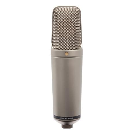Rode NT1000 Cardioid Condenser Microphone NT1000