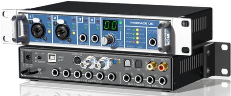RME Fireface UC USB Audio Interface FIREFACE-UC