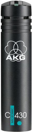 AKG C430 MicroMic C430 MicroMic C430