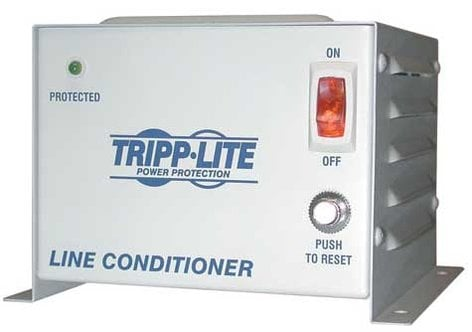 Tripp Lite LS604WM Line Conditioner, 600 watts, Wallmount, 4 out LS604WM