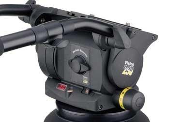 Vinten 3465-3F  Vision250, Pan Bar, Plate & Clamp 3465-3F