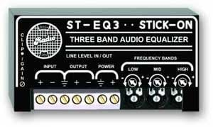 Radio Design Labs ST-EQ3 3-Band Audio Equalizer STEQ3
