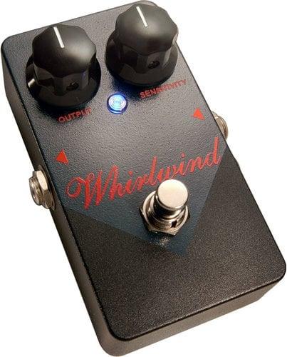 Whirlwind RED-BOX-COMPRESSOR Guitar Pedal  (FXREDP) RED-BOX-COMPRESSOR