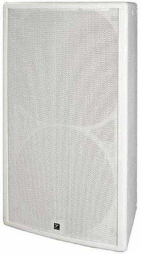 """Yorkville CU15 Install Speaker, 15"""" 3-Way, 800 Watts @ 8 Ohms, White CU15"""