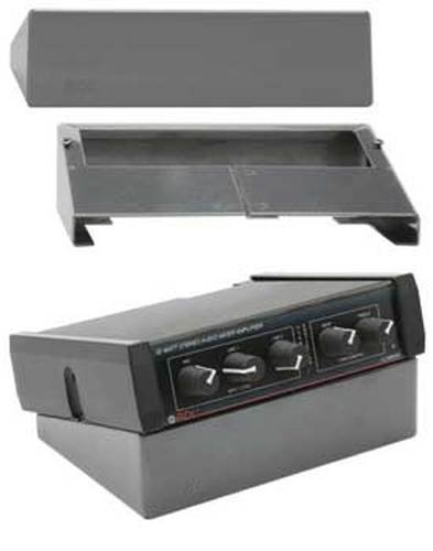 Radio Design Labs EZ-DC2 Desktop Chassis 1/3 Rack EZ-DC2