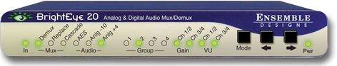 Ensemble Designs BE-20  Analog & Digital Audio Embedder or Disembedder BE-20