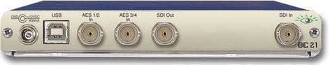 Ensemble Designs BE-21  AES to SD SDI Embedder BE-21