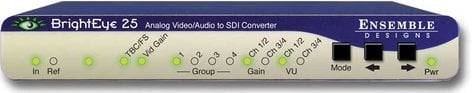 Ensemble Designs BE-25  Analog Video/Audio to SDI Converter with TBC and Embedder BE-25