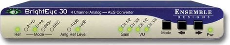 Ensemble Designs BE-30 Audio ADC/DAC, Bi-Directional BE-30