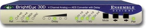 Ensemble Designs BE-30D Audio ADC/DAC, Bi-directional with Delay BE-30D