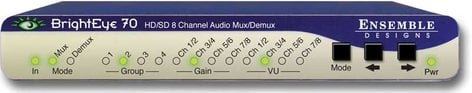 Ensemble Designs BE-70 HD/SD AES Embedder/Disembedder BE-70