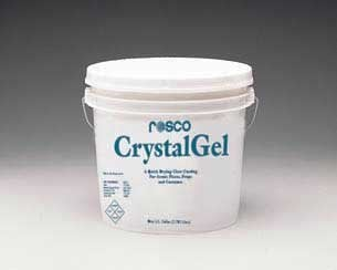 Rosco Laboratories 07400-0128 1 Gallon Crystal Gell 07400-0128