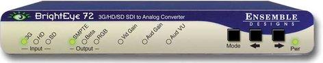 Ensemble Designs BE-72 BrightEye SDI to HDMI Converter, Color Corrector, and Broadcast Confidence Monitor BE-72