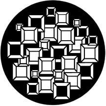 Rosco Laboratories 71009 Gobo Chocolate Squares 71009