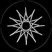 Rosco Laboratories 74017 Gobo Symmetric 17 74017