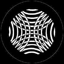 Rosco 74022 Gobo Symmetric 22 74022