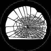 Rosco 77130 Gobo Half Web 77130