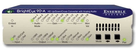 Ensemble Designs BE-90A  HD Up/Down Cross Converter and ARC with Analog Audio BE-90A